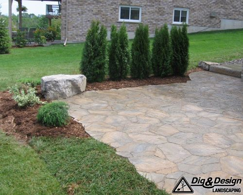 Interlock patio 1