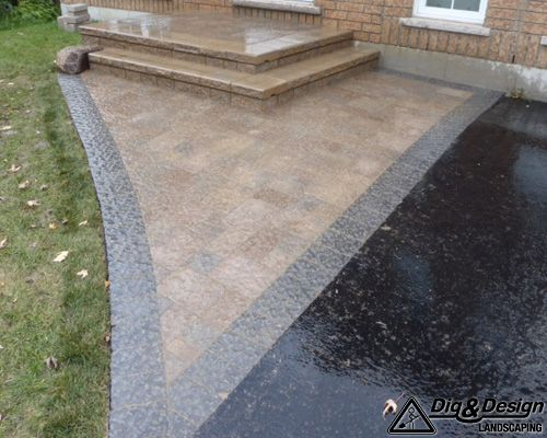 Interlock patio 3